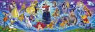 Clementoni 1000'lik Panorama  Disney Family'30784'