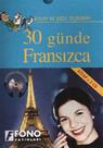 30 Günde Fransızca (kitap + 2 CD) - Kutulu