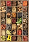 Educa Puzzle Spices 15524 1000'Lik