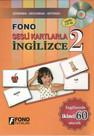 Fono Sesli Kartlarla İngilizce 2 (Cd'li)