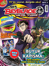Beyblade Metal Fusion Dergisi