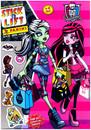 Monster High Çıkart Yapıştır