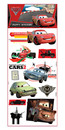 Cars Puffy Sticker 12x29.5 cm DS-086