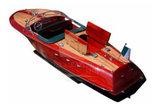 Decorative Ships Riva Ariston Montajlı Tekne-90cm
