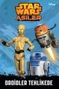 Disney Starwars Asiler - Droidler Tehlikede