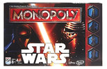 Star Wars Monopoly B0324