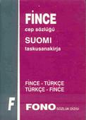 Fince/Türkçe-Türkçe/Fince Cep Sözlüğü