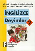 İngilizce Deyimler - 2