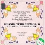 Klasik Türk Müziği Korosu 6 SERİ