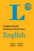Langenscheidt's / Turkish - English / English - Turkish