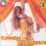 Turkish Classic Belly Dance Volume:1