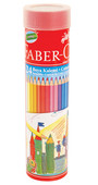 Faber-Castell Metal Tüp Boya kalemi 24 Renk