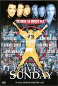 Any Given Sunday - Kazanma Hırsı