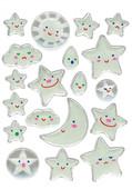 Herma Çocuk Etiketleri Sihirli Yıldız 5303