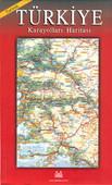 Turistik Türkiye Karayolları Haritası
