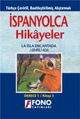 Sihirli Ada-İspanyolca/Türkçe Hikaye Derece 1-C