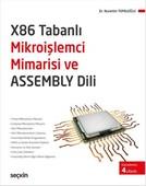 X86 Tabanlı Mikroişlemci Mimarisi Ve Assembly Dili