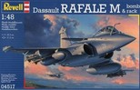 Revell Planes Dassault Rafale M 04517