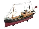 """Revell North Sea Trawler Ships1:142 ölçek""""05204"""""""