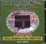 Kuran-ı Kerim''den Sureler