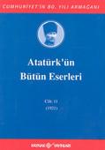 Atatürk'ün Bütün Eserleri-Cilt:11 / (1921)