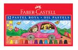 Faber-Castell Karton Kutu Pastel Boya, 12 Renk - 5282125312