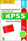 KPSS Hazırlık Kitabı
