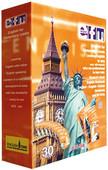 EFU İngilizce Elementary Levels 2. Set 30 VCD+ Kitap