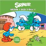 Şirinler Sezon 1 VCD 3 Disc 1