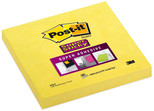 Post-İt® Super Sticky Not, Sarı, 90 Yaprak, 76X76Mm'654-S'