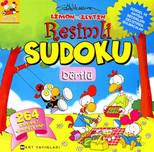 Limon ile Zeytin Resimli Sudoku Dörtlü