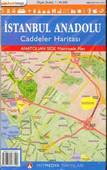 Kentmap İstanbul Anadolu Caddeler Haritası