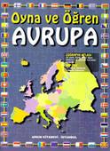Oyna Öğren Dizisi - Avrupa Atlası ve Bozyap