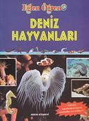 Eğlen Öğren Dizisi - Deniz Hayvanları (Çıkartmalı)