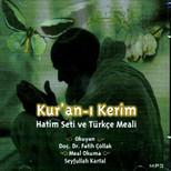 Kur'an-ı Kerim Hatim Seti Ve Türkçe Meali MP3