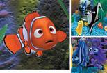 Ravensburger Puzzle 3x49 Parça Wd - Finding Nemo Akvaryum Ra 093717