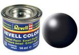Revell Boya Black Silk 14 ml '32302'