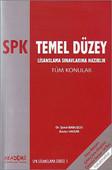 SPK Temel Düzey - Tüm Konular