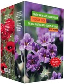 Türkiye'nin En Güzel Yaban Çiçekleri (2 Cilt Takım - Kutulu)