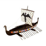 Revell Gemi Maket Viking Ship 05403
