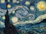 Ravensburger Puzzle 1500 Parça Van Gogh - Yıldızlı Geceler