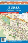 Bursa Caddeler Haritası
