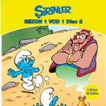 Şirinler Sezon 1 VCD 1 Disc 2