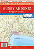 Güney Akdeniz Bölge Haritası