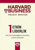 Harvard Business -Etkin Liderlik (4 kitaplık Set) - Liderlik, Ekip Liderliği, Proje Yönetimi, Koçluk