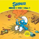 Şirinler Sezon 1 VCD 1 Disc 1
