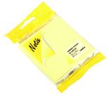 Notix Neon Sarı 80 Yaprak 75x75 Asmalı N-NS-7575-FP