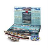 Revell Maket Gift Set 'Titanic'057051:570