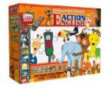 Action English Okul Öncesi İngilizce(6 Dvd+2 Müzik Cd)