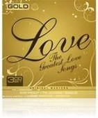 Gold-Greatest Love Songs 3 CDTeen Box